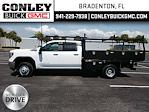 2021 GMC Sierra 3500 Crew Cab 4x4, Action Fabrication Contractor Body #GM162027 - photo 5