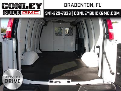 2021 GMC Savana 2500 4x2, Knapheide Empty Cargo Van #GM165518 - photo 2
