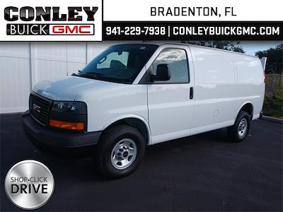 2021 GMC Savana 2500 4x2, Knapheide Empty Cargo Van #GM165518 - photo 1