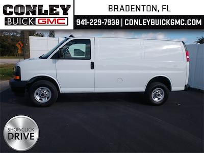 2021 GMC Savana 2500 4x2, Knapheide Empty Cargo Van #GM165518 - photo 5