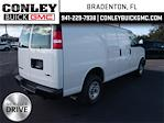 2021 GMC Savana 2500 4x2, Knapheide Empty Cargo Van #GM165518 - photo 7