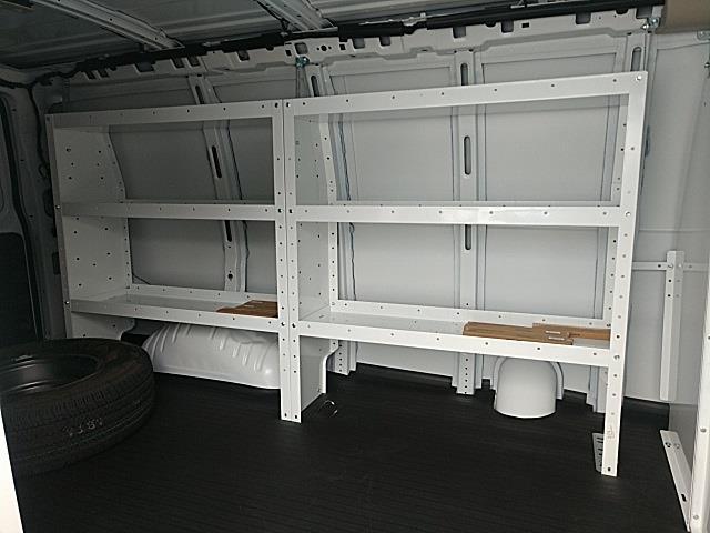 2021 GMC Savana 2500 4x2, Weather Guard Upfitted Cargo Van #GM165549 - photo 9