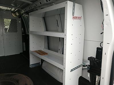 2021 GMC Savana 2500 4x2, Weather Guard Upfitted Cargo Van #GM165549 - photo 10
