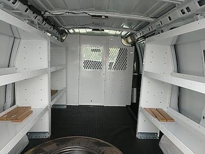 2021 GMC Savana 2500 4x2, Weather Guard Upfitted Cargo Van #GM165549 - photo 2