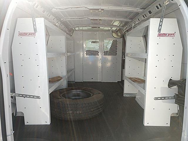 2021 GMC Savana 2500 4x2, Knapheide Upfitted Cargo Van #GM165588 - photo 2
