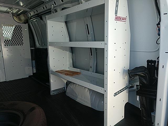 2021 GMC Savana 2500 4x2, Knapheide Upfitted Cargo Van #GM165588 - photo 18