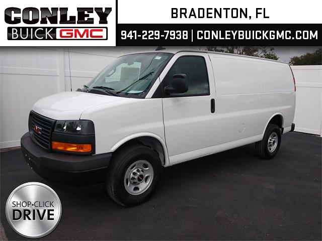 2021 GMC Savana 2500 4x2, Knapheide Empty Cargo Van #GM165588 - photo 1
