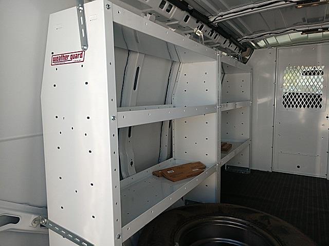 2021 GMC Savana 2500 4x2, Knapheide Upfitted Cargo Van #GM165588 - photo 19