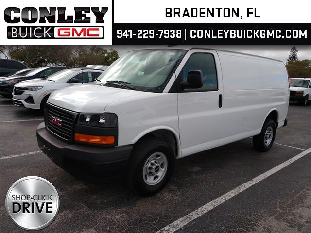 2021 GMC Savana 2500 4x2, Empty Cargo Van #GM165663 - photo 1