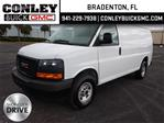2021 GMC Savana 2500 4x2, Ranger Design Contractor Upfitted Cargo Van #GM183713 - photo 1