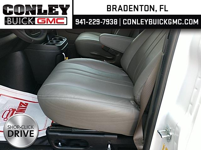 2021 GMC Savana 2500 4x2, Ranger Design Contractor Upfitted Cargo Van #GM183785 - photo 12