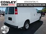2021 GMC Savana 2500 4x2, Ranger Design Contractor Upfitted Cargo Van #GM183785 - photo 6