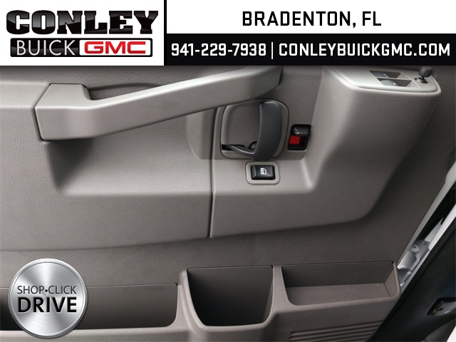 2021 GMC Savana 2500 4x2, Ranger Design Contractor Upfitted Cargo Van #GM183913 - photo 15