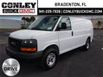 2021 GMC Savana 2500 4x2, Ranger Design Contractor Upfitted Cargo Van #GM183991 - photo 1