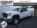 2021 GMC Sierra 2500 Crew Cab 4x2, Reading SL Service Body #GM193753 - photo 1