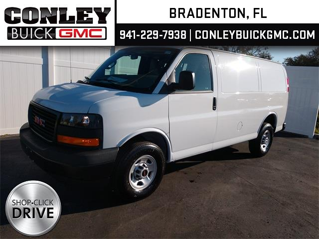 2021 GMC Savana 2500 4x2, Empty Cargo Van #GM196016 - photo 1