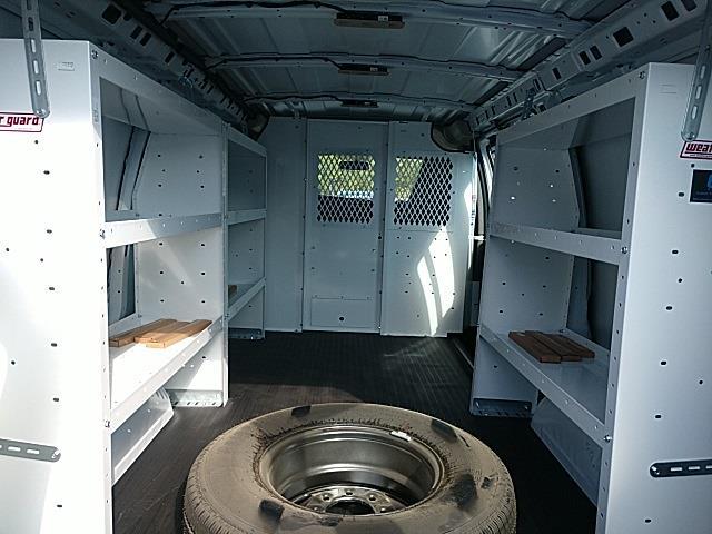 2021 GMC Savana 2500 4x2, Weather Guard Upfitted Cargo Van #GM196016 - photo 1