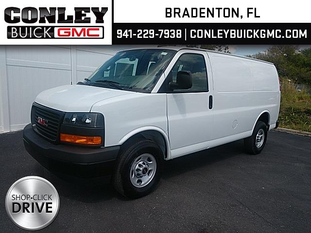2021 GMC Savana 2500 4x2, Knapheide Empty Cargo Van #GM196170 - photo 1
