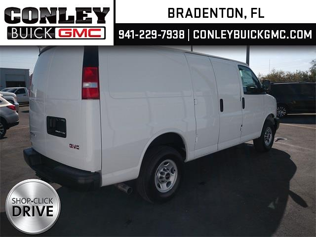 2021 GMC Savana 2500 4x2, Empty Cargo Van #GM196366 - photo 1
