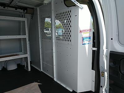 2021 GMC Savana 2500 4x2, Weather Guard Upfitted Cargo Van #GM196366 - photo 8