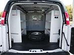 2021 GMC Savana 2500 4x2, Weather Guard Upfitted Cargo Van #GM196366 - photo 2