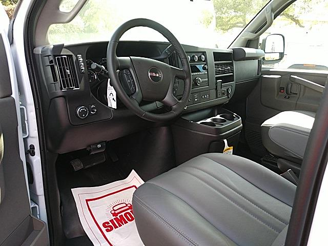 2021 GMC Savana 2500 4x2, Weather Guard Upfitted Cargo Van #GM196656 - photo 10