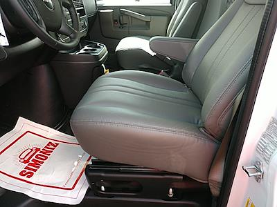 2021 GMC Savana 2500 4x2, Weather Guard Upfitted Cargo Van #GM196656 - photo 11