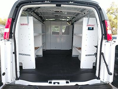 2021 GMC Savana 2500 4x2, Weather Guard Upfitted Cargo Van #GM196656 - photo 2
