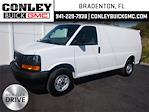 2021 GMC Savana 2500 4x2, Weather Guard Upfitted Cargo Van #GM196656 - photo 1