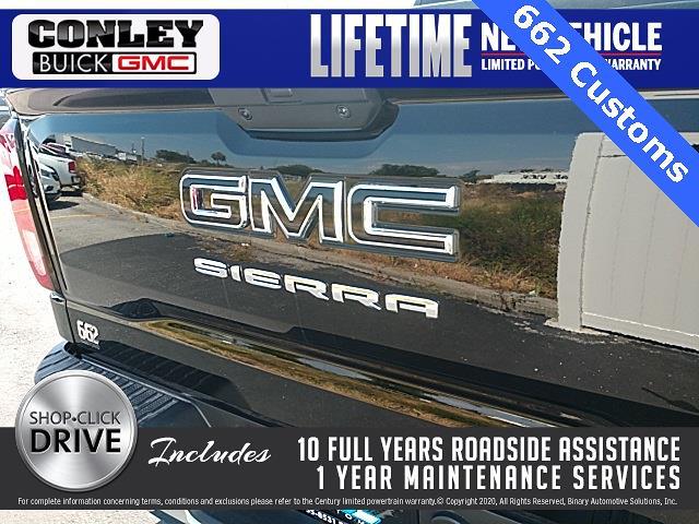 2021 GMC Sierra 1500 Crew Cab 4x4, Pickup #GM284636 - photo 3