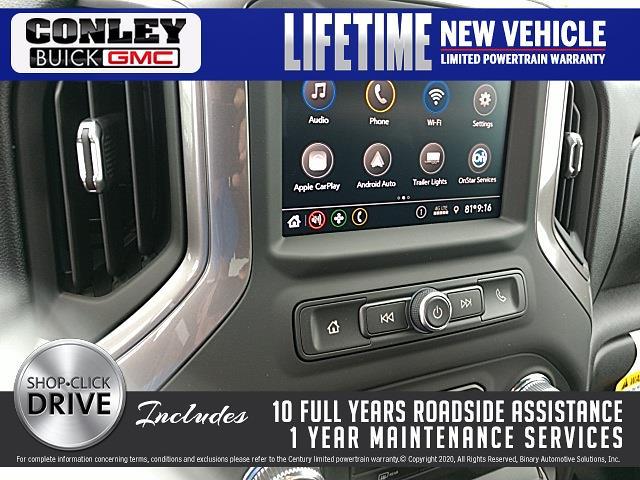 2021 GMC Sierra 2500 Double Cab 4x4, Pickup #GM285335 - photo 18
