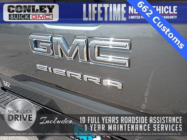 2021 GMC Sierra 1500 Crew Cab 4x4, Pickup #GM313980 - photo 5