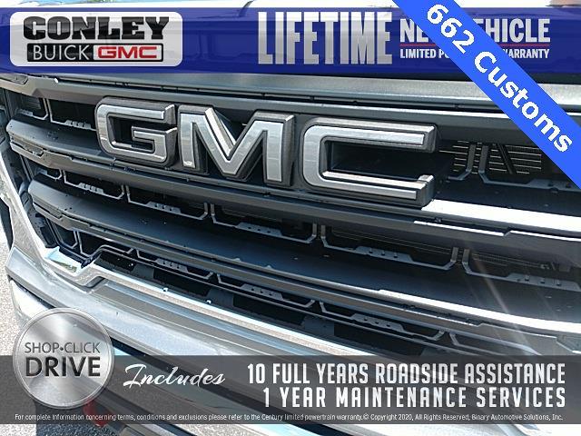 2021 GMC Sierra 1500 Crew Cab 4x4, Pickup #GM321521 - photo 12