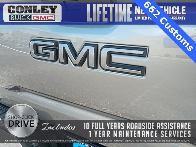 2021 GMC Sierra 1500 Crew Cab 4x4, Pickup #GM321521 - photo 7