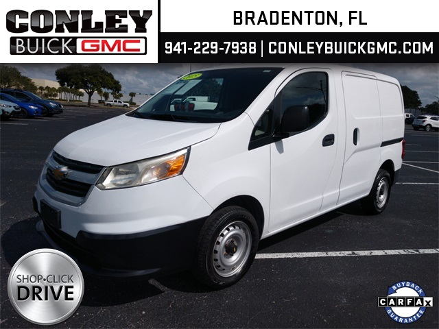 2015 Chevrolet City Express FWD, Empty Cargo Van #Q710500N - photo 1