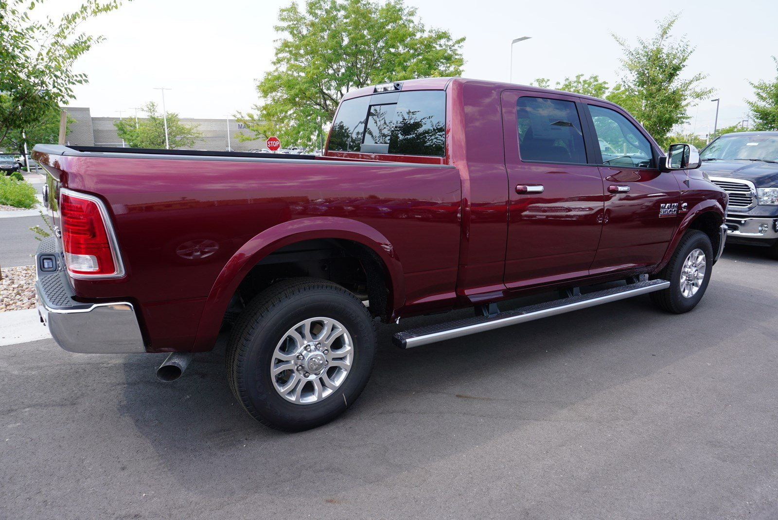 2017 Ram 3500 Mega Cab 4x4 Pickup #38197 - photo 8