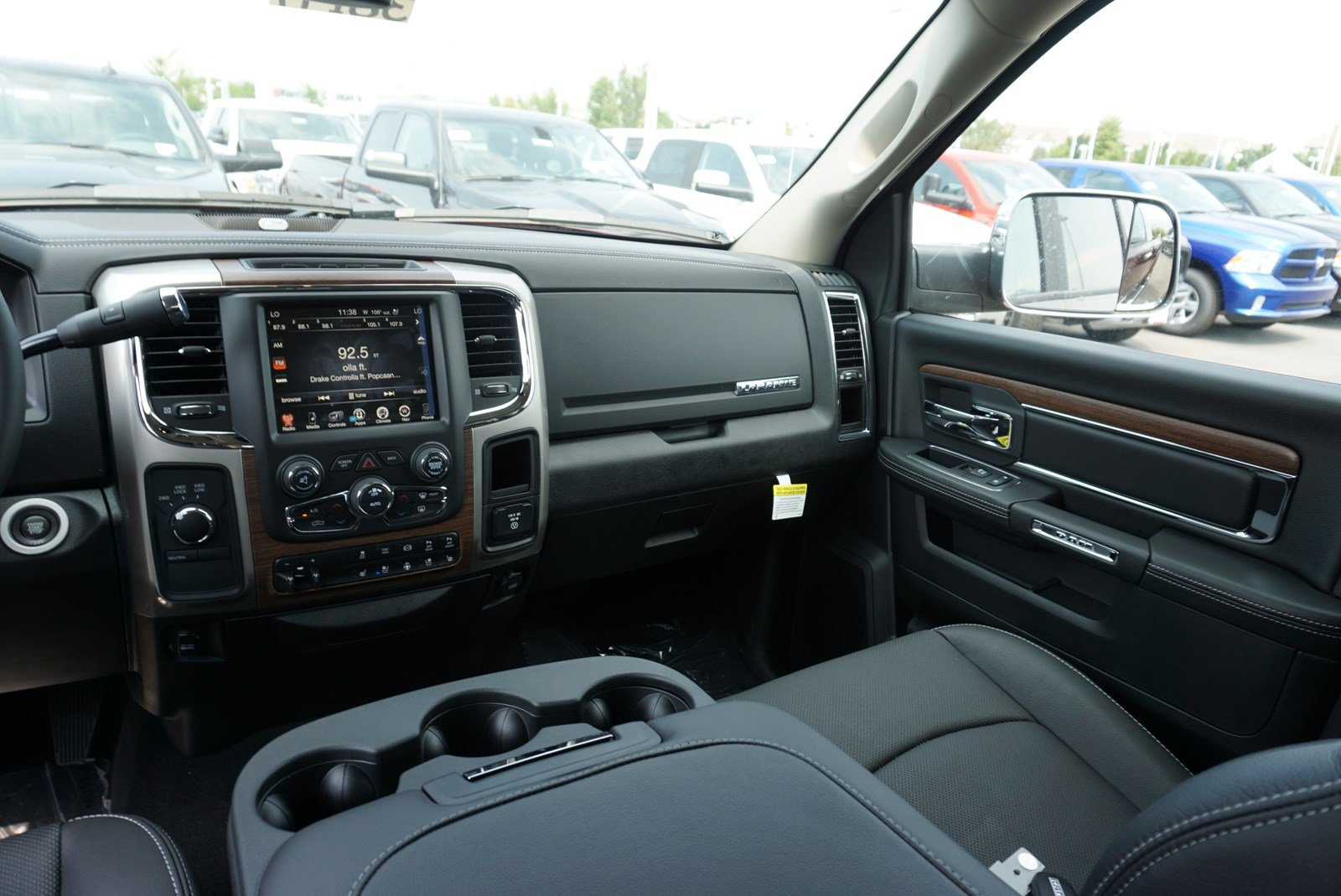 2017 Ram 3500 Mega Cab 4x4 Pickup #38197 - photo 11