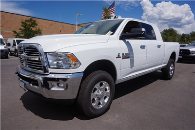 2017 Ram 2500 Mega Cab 4x4 Pickup #38216 - photo 4