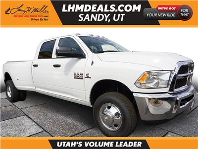 2017 Ram 3500 Crew Cab DRW 4x4 Pickup #38246 - photo 1