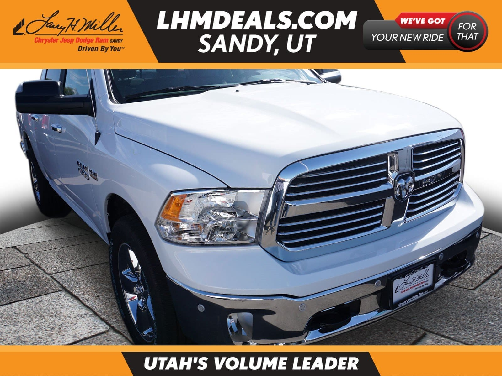 2018 Ram 1500 Crew Cab 4x4, Pickup #47092 - photo 1