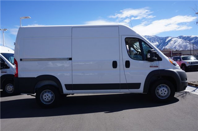 2018 ProMaster 1500 High Roof 4x2,  Upfitted Cargo Van #47122 - photo 9