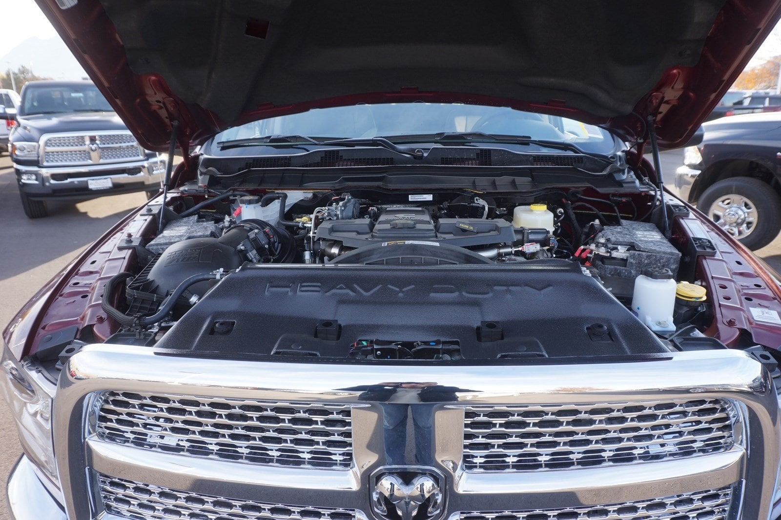 2018 Ram 2500 Mega Cab 4x4 Pickup #47168 - photo 19
