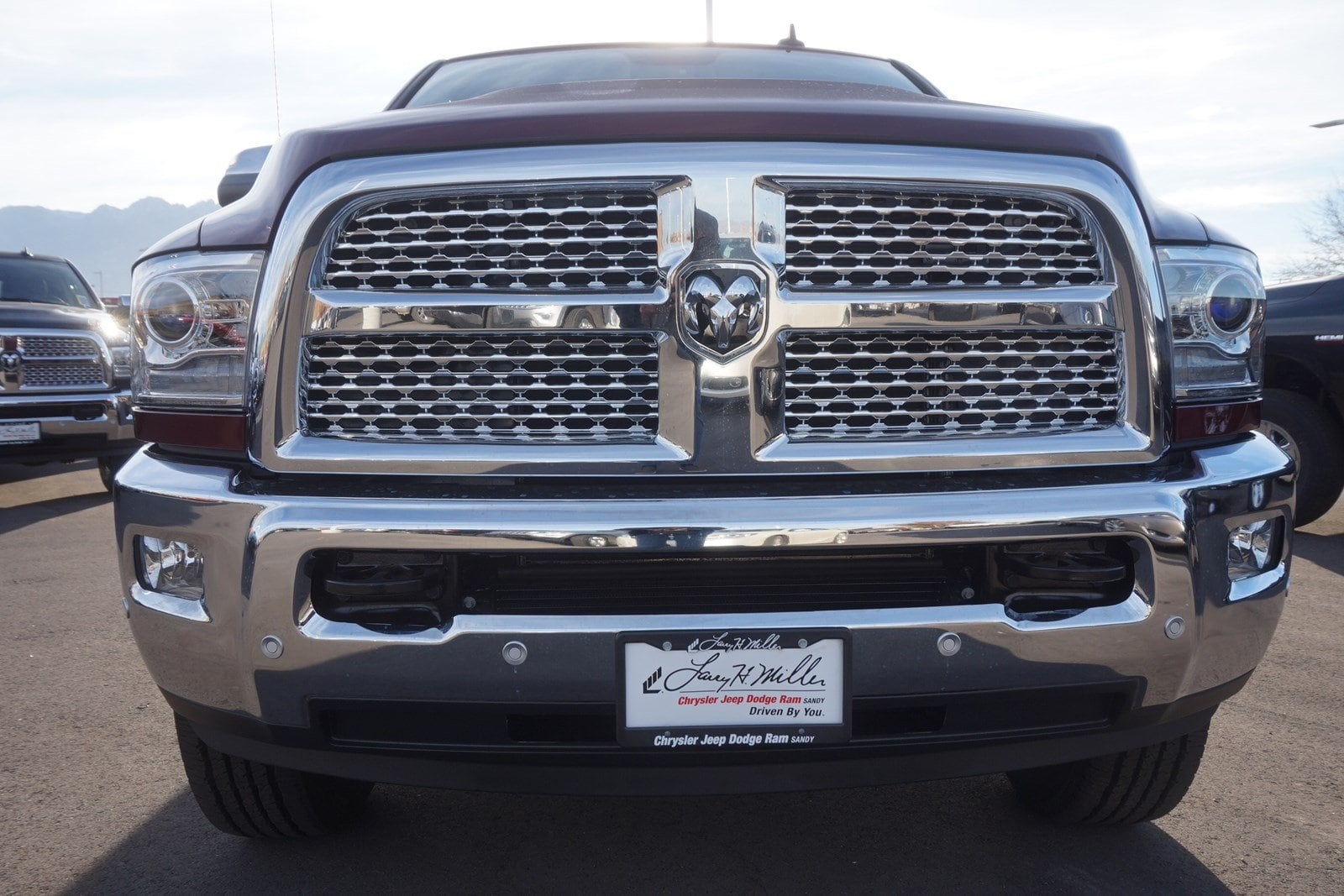 2018 Ram 2500 Mega Cab 4x4 Pickup #47168 - photo 3
