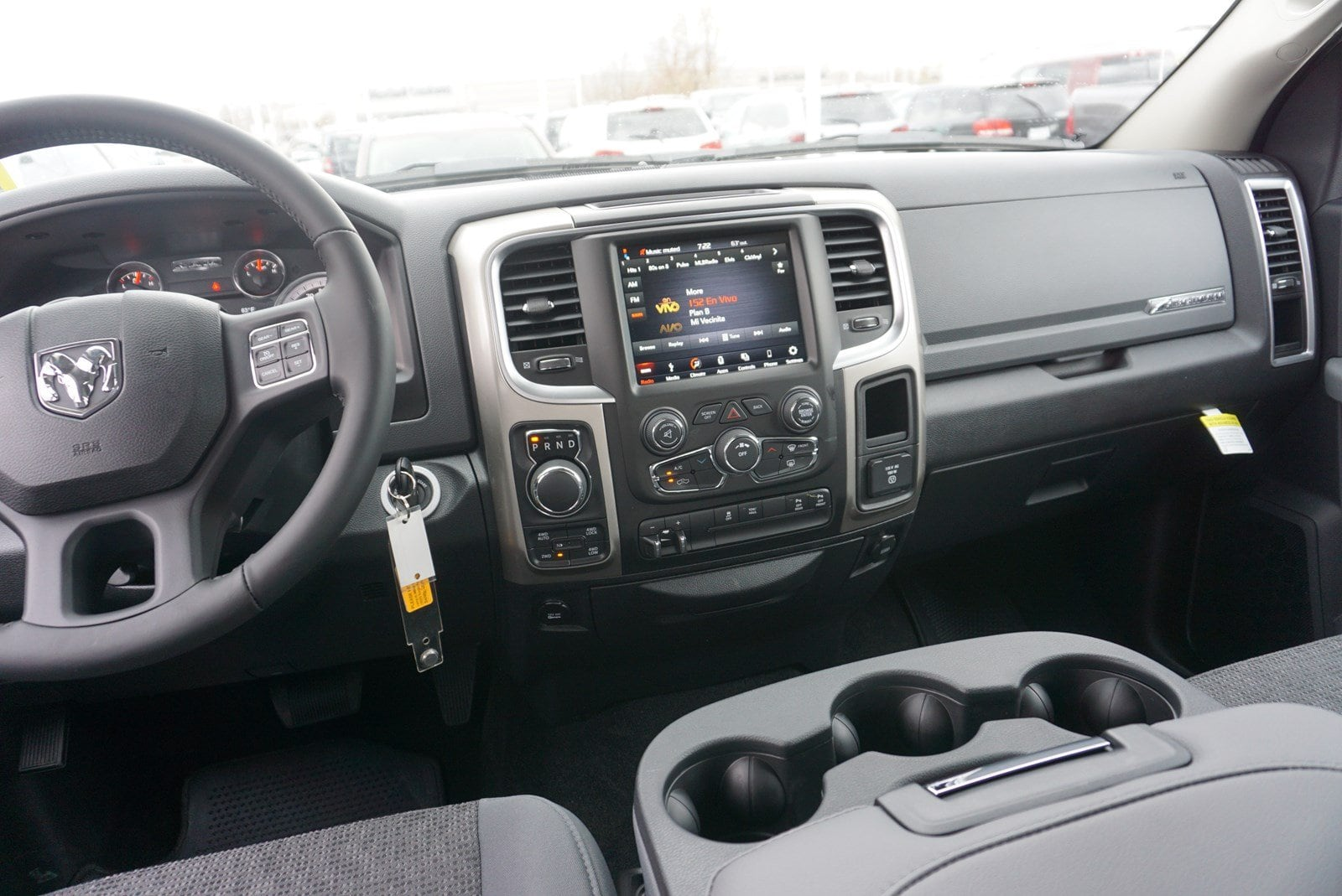 2018 Ram 1500 Crew Cab 4x4 Pickup #47175 - photo 10