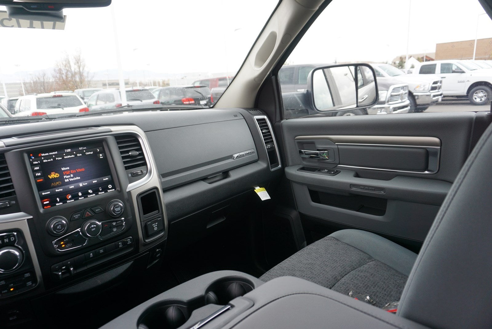2018 Ram 1500 Crew Cab 4x4 Pickup #47175 - photo 11