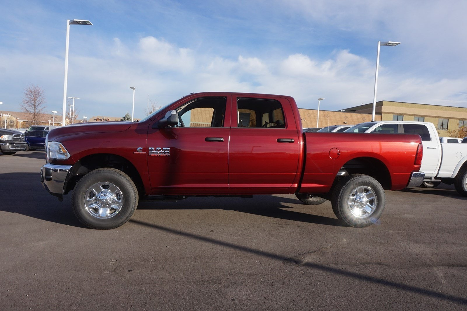 2018 Ram 2500 Crew Cab 4x4, Pickup #47204 - photo 5