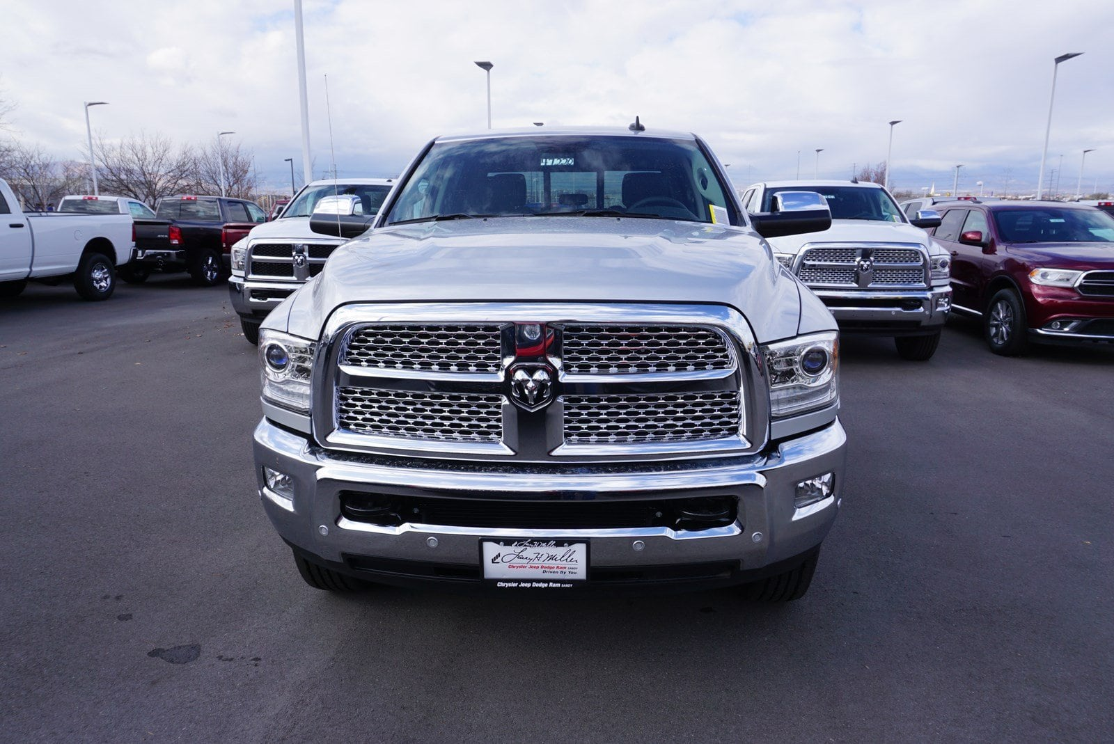 2018 Ram 2500 Crew Cab 4x4, Pickup #47220 - photo 3