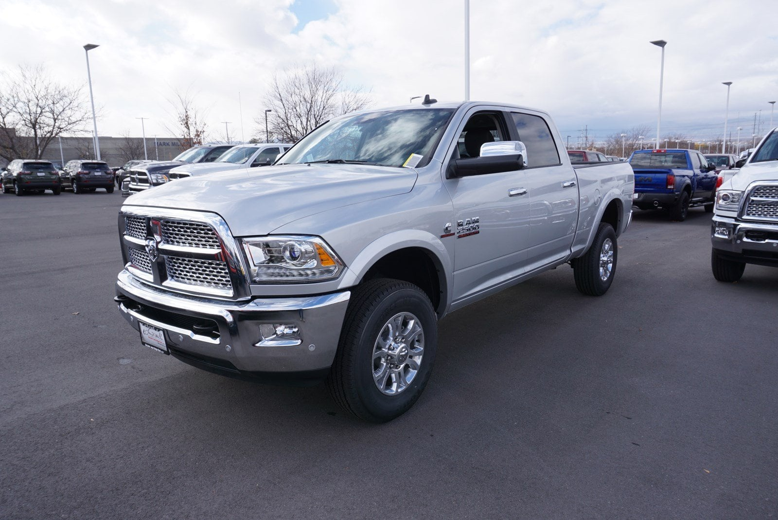 2018 Ram 2500 Crew Cab 4x4, Pickup #47220 - photo 4