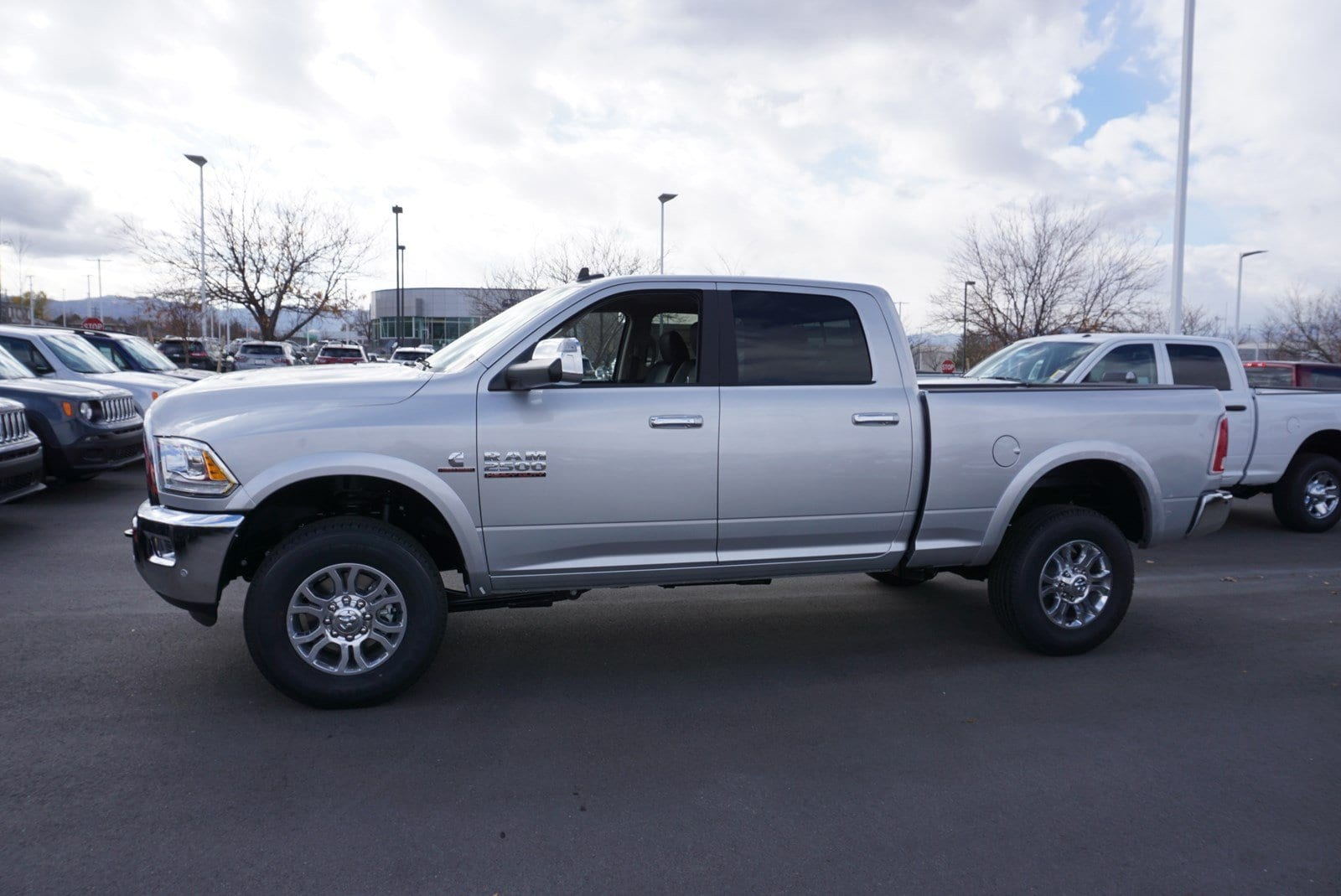 2018 Ram 2500 Crew Cab 4x4, Pickup #47220 - photo 5