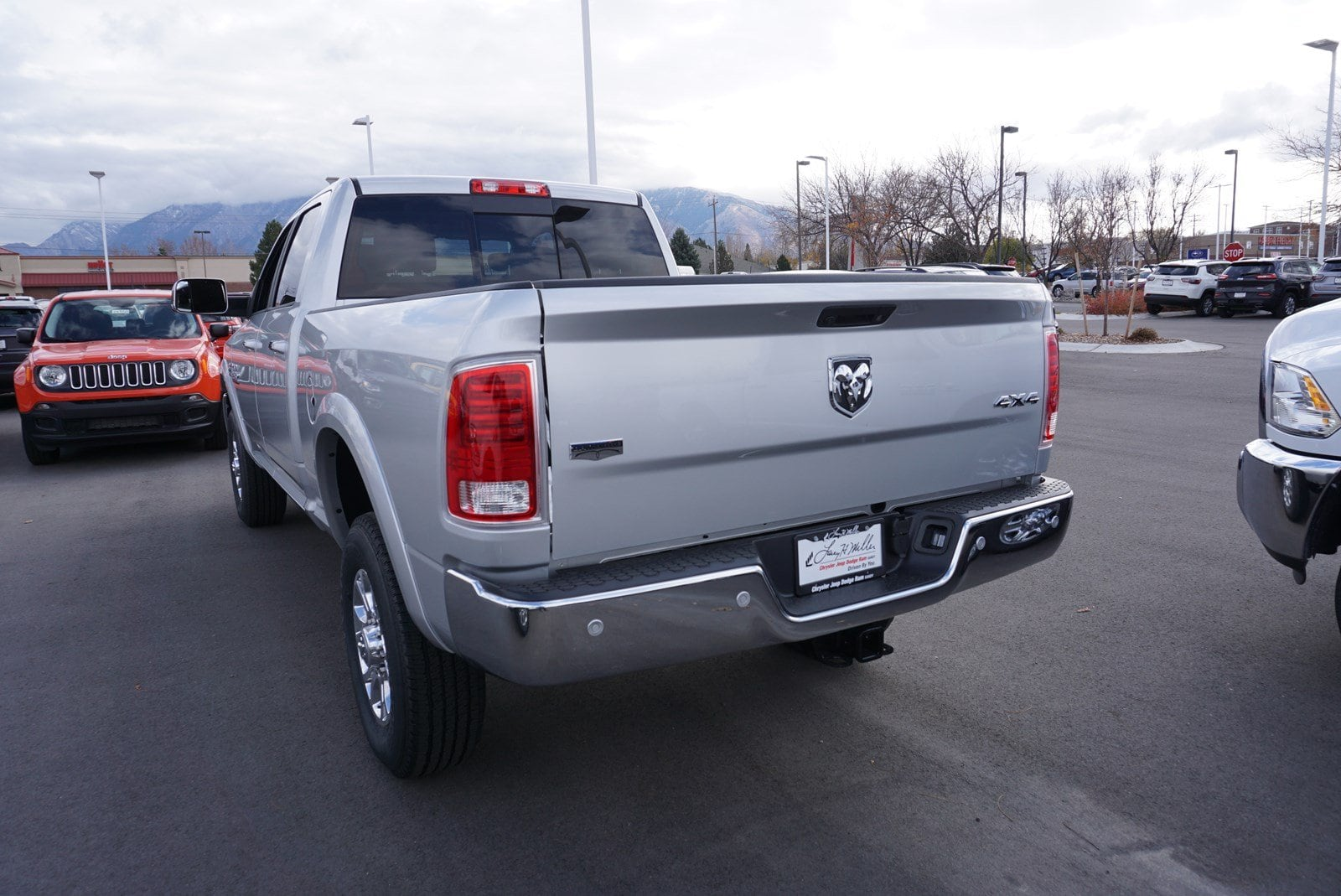 2018 Ram 2500 Crew Cab 4x4, Pickup #47220 - photo 6